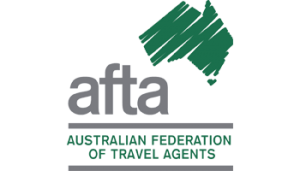 AFTA Australian Federation of Travel Agents Logo