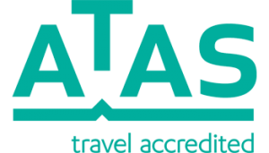 ATAS AFTA Travel Accreditation Scheme Logo
