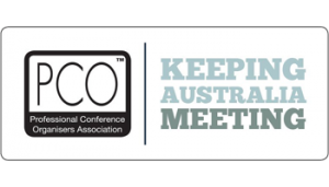 PCO Professional Conference Organisers Association Logo