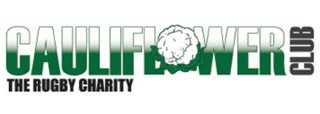 Cauliflower Club Rugby Charity Logo