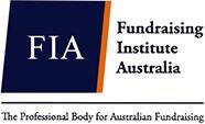 FIA Fundraising Institute Australia Logo