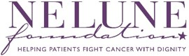Nelune Foundation Cancer Charity Logo