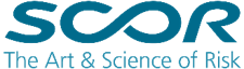 SCOR Art & Science of Risk Logo