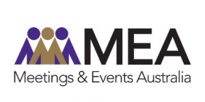 MEA Meetings & Events Australia Logo