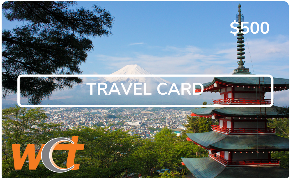 Travel Card Example